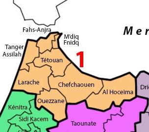 Tanger tetouan al hoceima