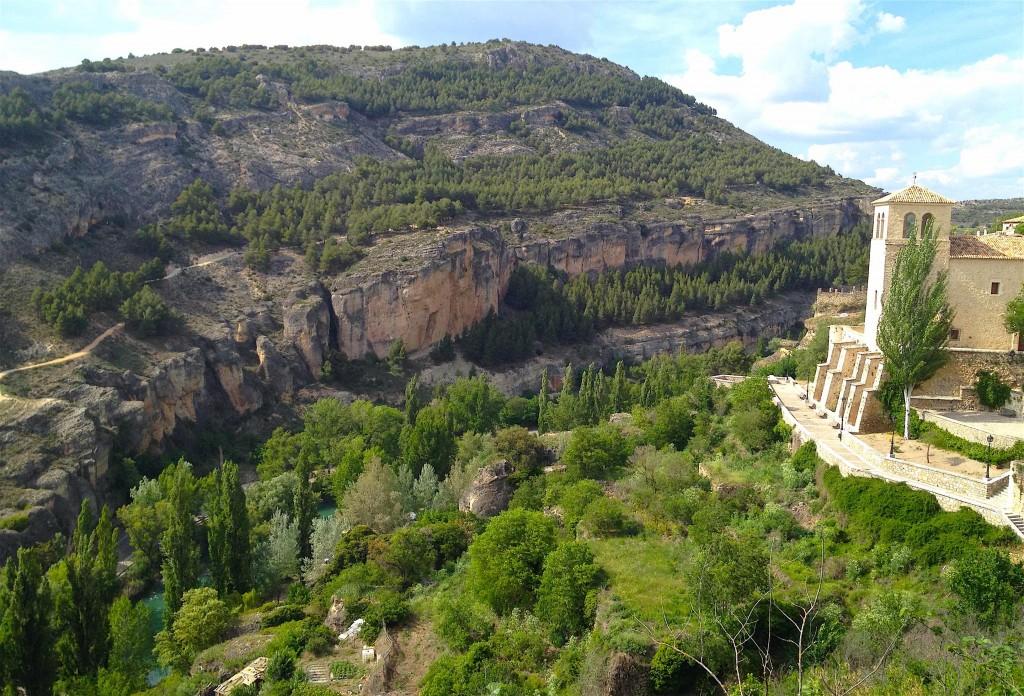 Canyon du Júcar à Cuenca  © plblaix