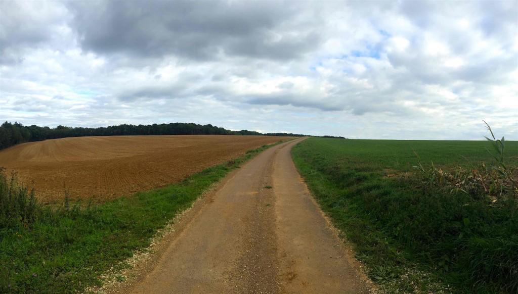 Par ici, la ligne A/M passe par par le tripoint Meuse / Seine / Rhône...