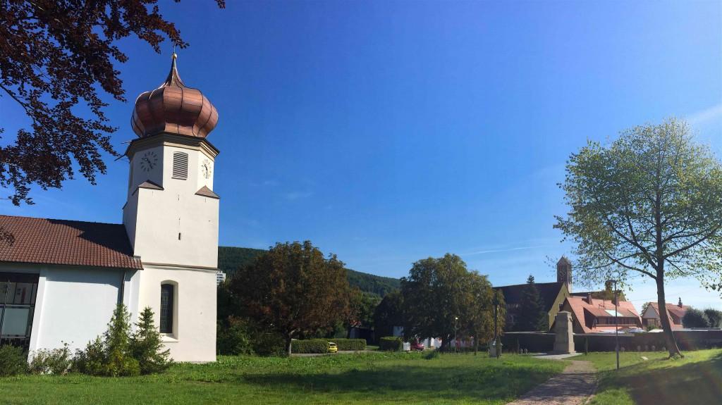 A Blumberg, le partage A/M sépare même les lieux de culte