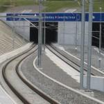 Les tunnels ferroviaires du Lötschberg